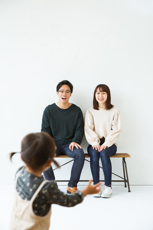 滋賀県長浜市のフォトスタジオ「ジャム浅井フォトスタヂオ」で年賀状用家族写真撮影をしました