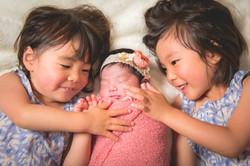 滋賀県長浜市での新生児撮影