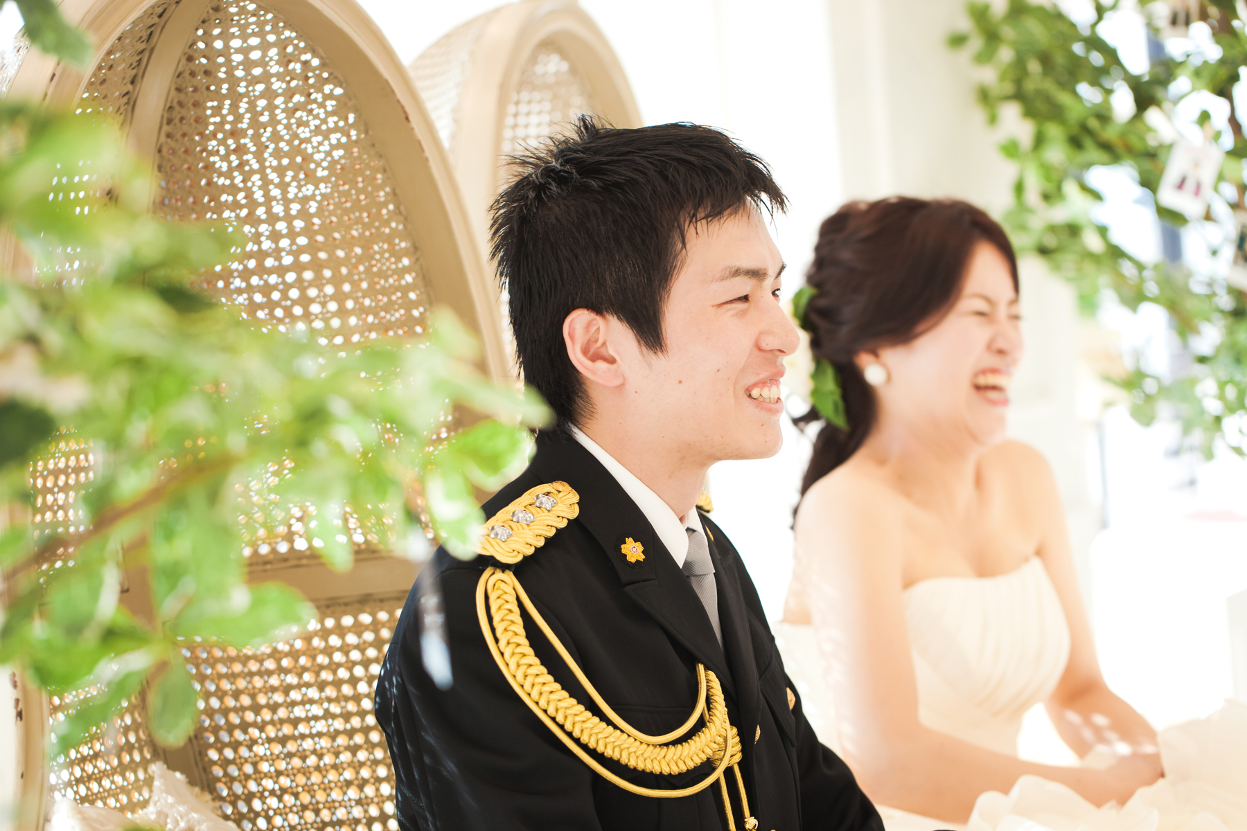 滋賀県長浜市の北ビワコホテルグラツィエでの結婚式