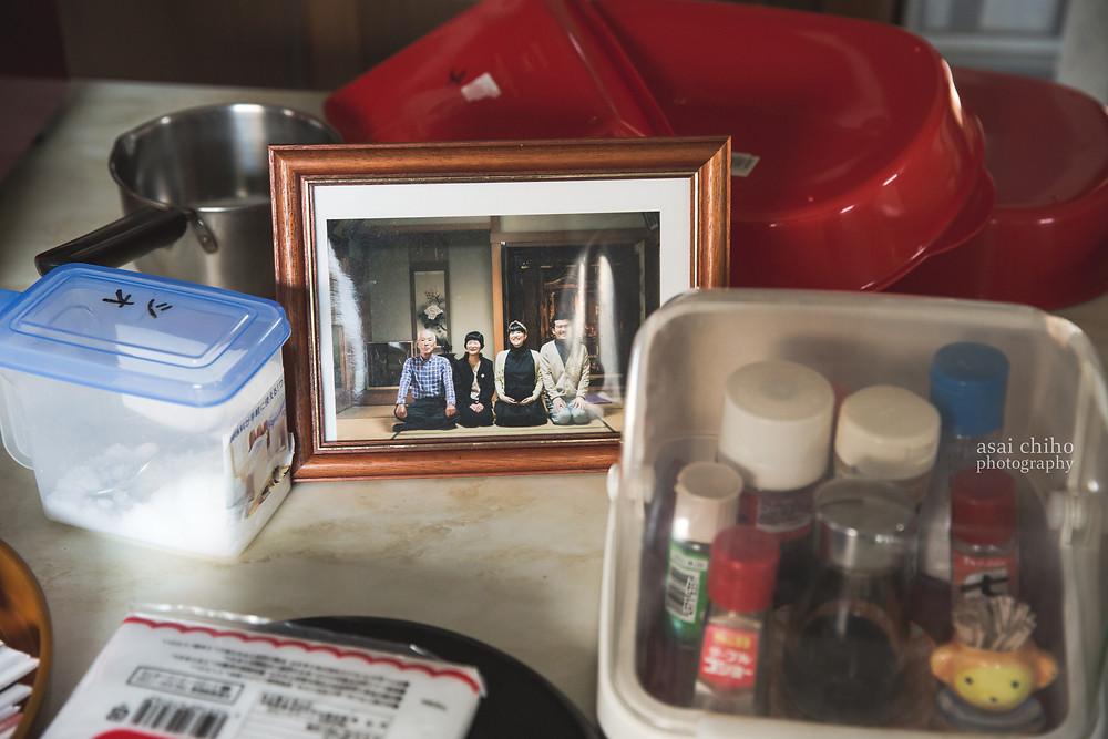 滋賀県長浜市の家族写真