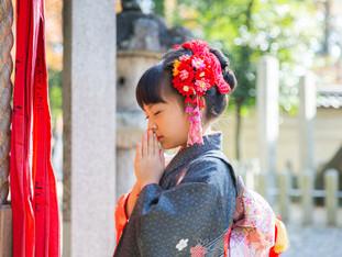 七五三おめでとう! | 立木神社 | 滋賀県草津市