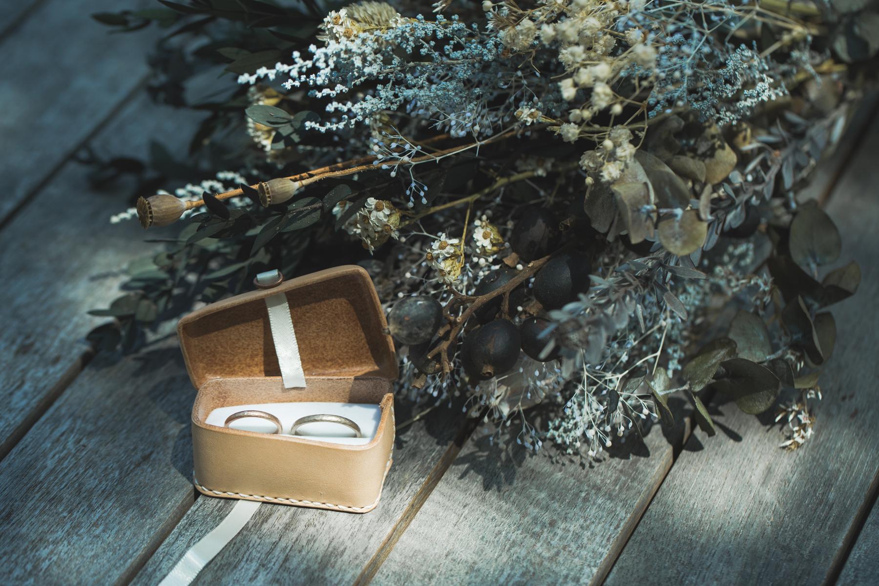 ローザンベリー多和田で洋装ウェディングフォト