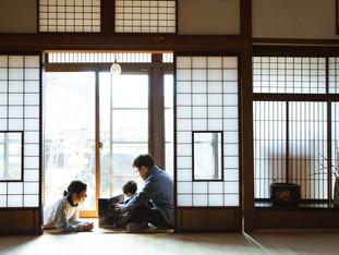 家族写真撮影 | ご自宅出張撮影 | 飛騨高山