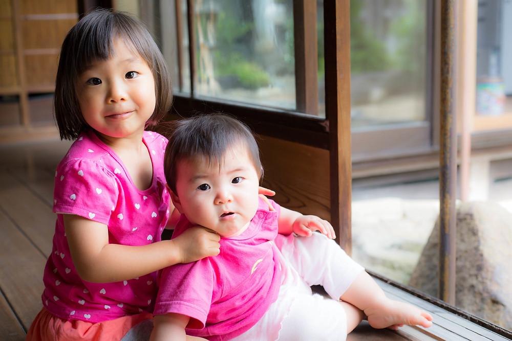 滋賀県長浜市のご家族の写真撮影の打ち合わせ