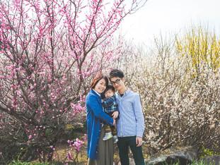 一歳お誕生日   家族写真   滋賀県東近江市