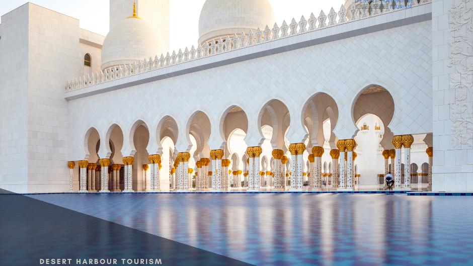 Abu Dhabi City Tour - Free & Easy Daily Tour