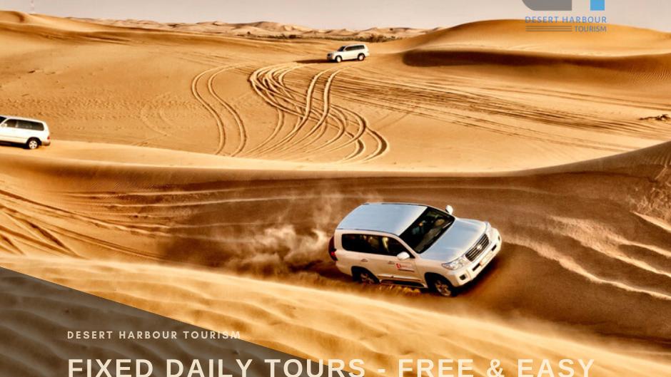 Dubai Mall Trip & Dubai Desert Safari - Dubai Free & Tours