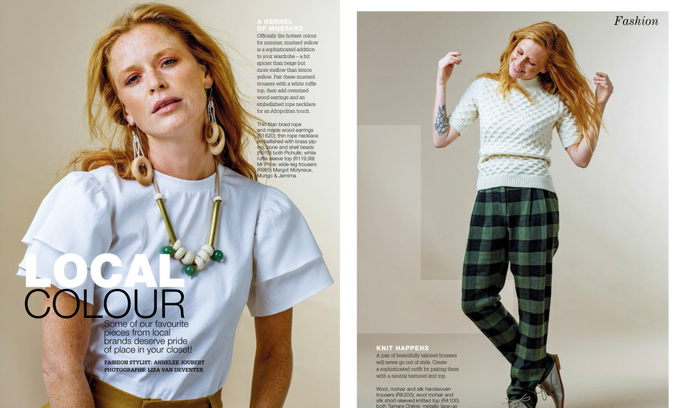 Editorial Fairlady Magazine