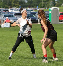 sports chiropractor ultimate frisbee