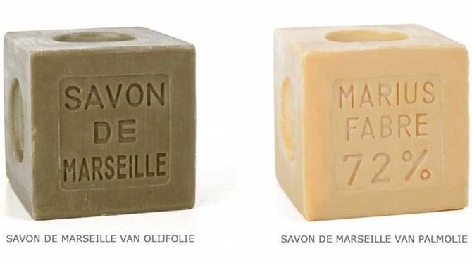 Zelf wasmiddel maken van Marseille zeep