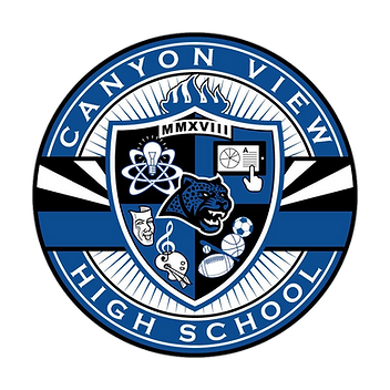 Canyon View High School Crest