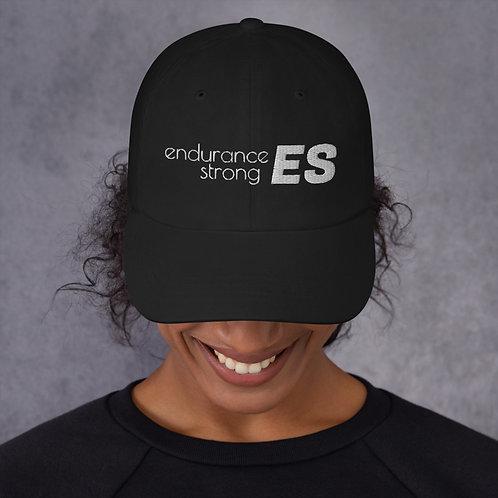 ES Logo Classic Dad Hat