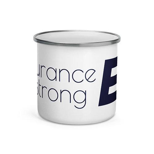 ES Logo Camping Mug