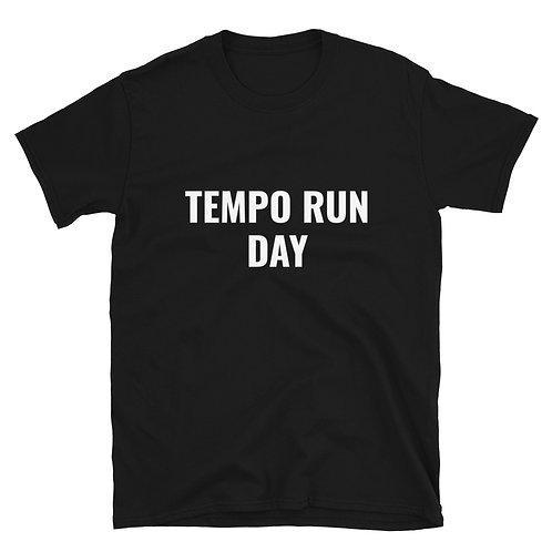 TEMPO RUN DAY