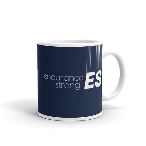 ES Logo Coffee Mug