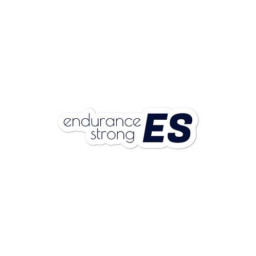 ES Logo Stickers