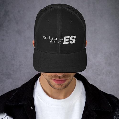 ES Logo Trucker Cap