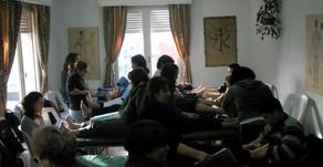 25 de abril/Seminario de Reflexología Podal