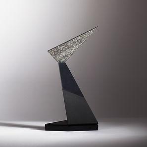Trophée design sur mesure personnalisé