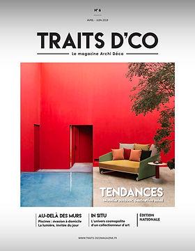 couverture Traits D'co - Nicolas Destino