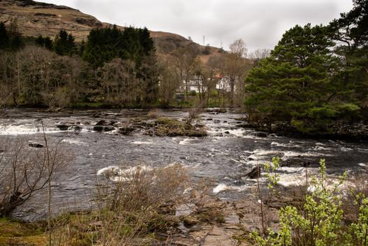 Falls of Lochart, Scotland