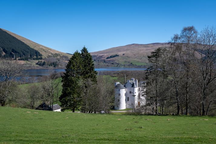 Edinample Castle, Scotland