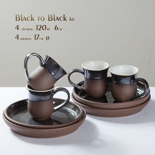 Black to Black kit