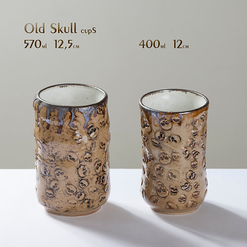 Old Skull cupS