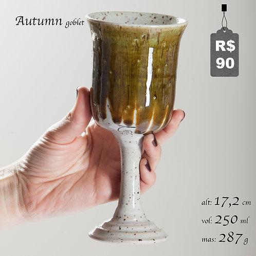 Autumn Goblet