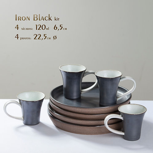Iron Black kit