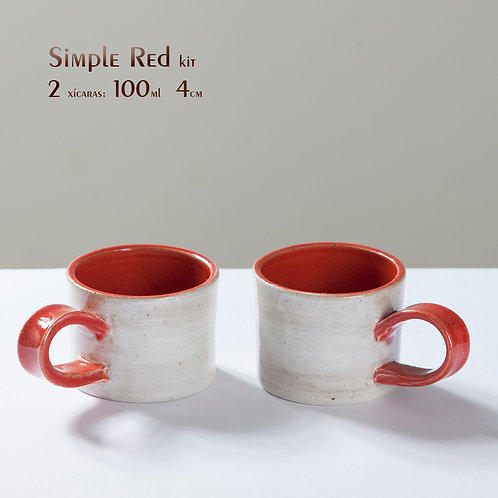 Simple Red kit