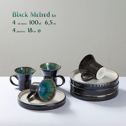 Black Melted kit