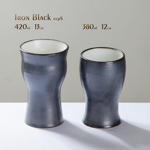 Iron Black cupS