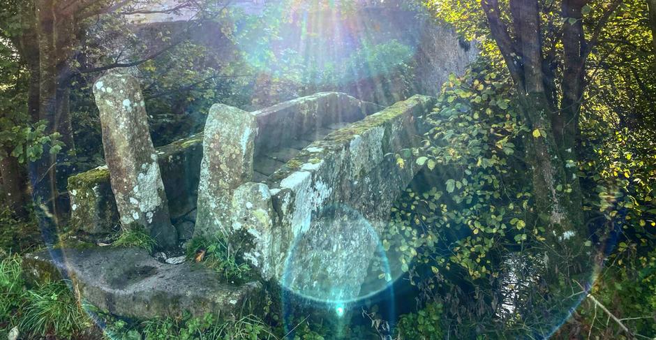 Li'le Emily's Bridge – a window into past Dales lives