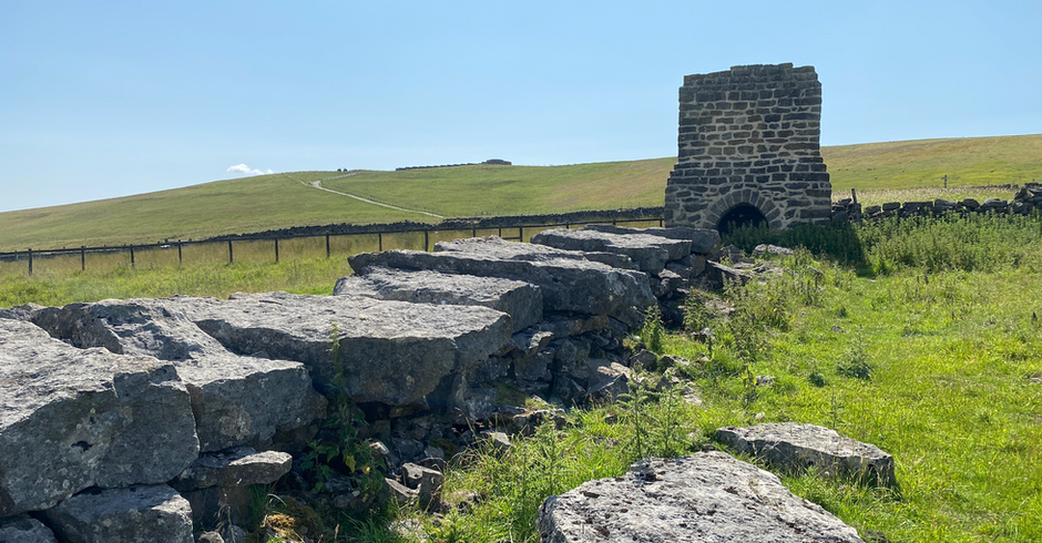 Toft Gate Lime Kiln - a window into Nidderdale's industrial past