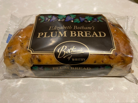 Botham's of Whitby – A fine Plum Bread