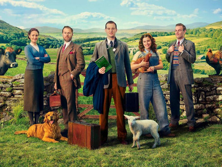 All Creatures Great and Small – Channel 5 revives the James Herriot TV drama