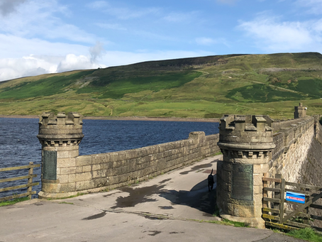 The Story of Scar House Reservoir, the pop up village of Scar and the lost village of Lodge