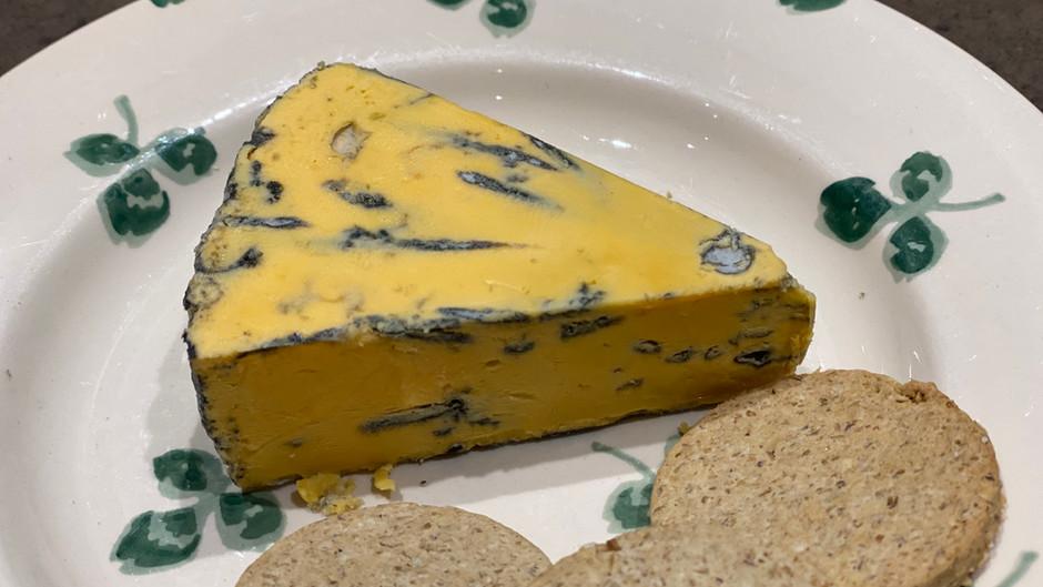 Harrogate Blue - award winning cheese