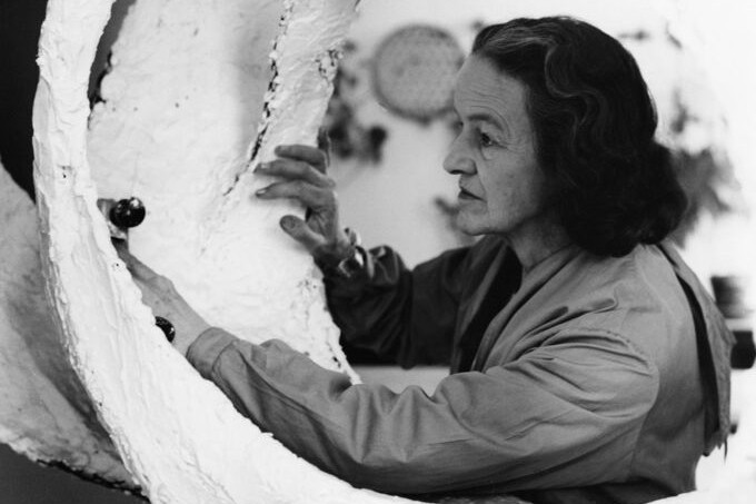 """Barbara Hepworth - """"One of the most important sculptors of the 20th Century"""""""