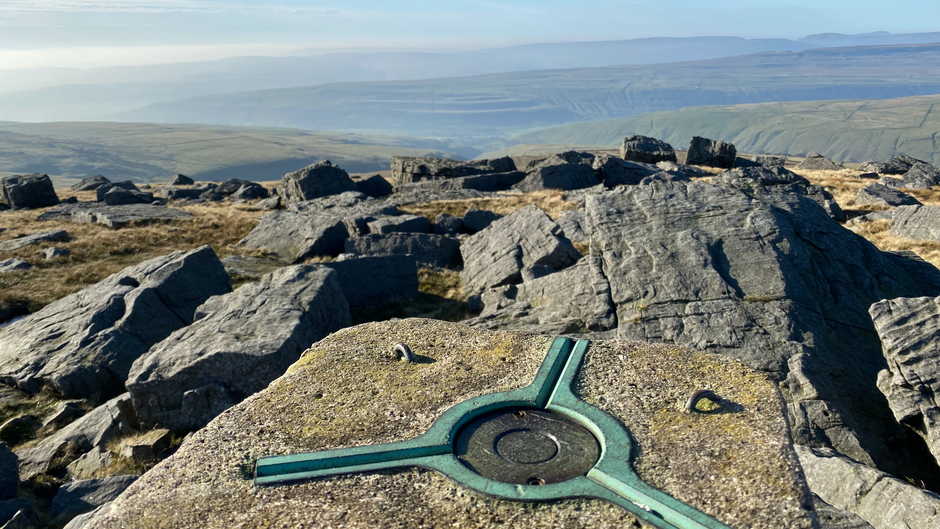 Great Whernside from Kettlewell loop walk – making the most of lockdown exercise