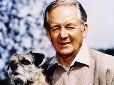 "Alf Wight - the ""real James Herriot"""
