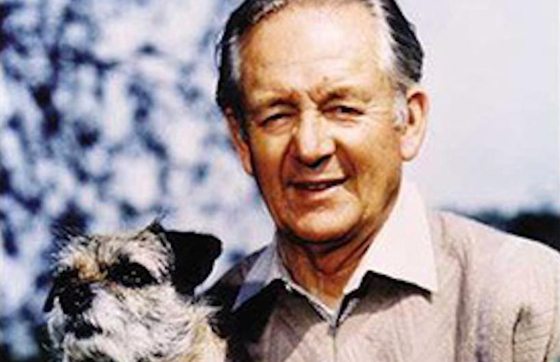 "Alf Wight - the ""real James Herriot"""