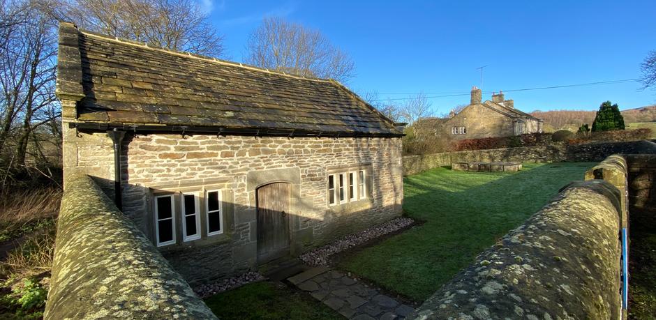 Farfield Quaker Meeting House – one of Historic England's Top 10 Historic Faith Buildings