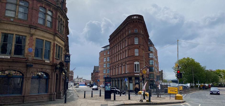 Leeds Bridge House – a bit of New York in Leeds