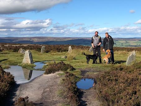 Yorkshire's Stonehenge! - Pre-history on Ilkley Moor