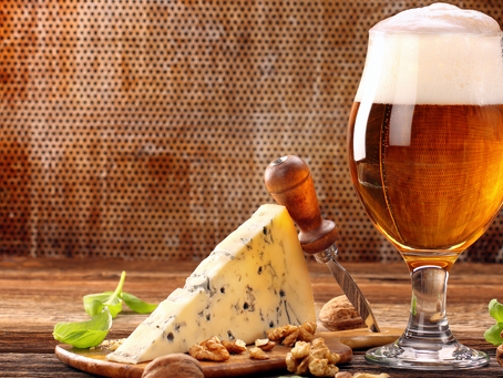 Yorkshire Beer and Cheese Pairing...