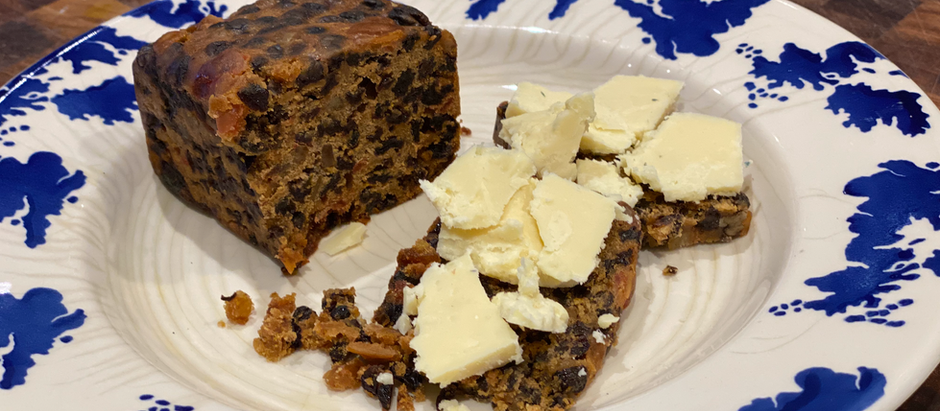 Fruitcake paired with cheese – weird or wonderful?