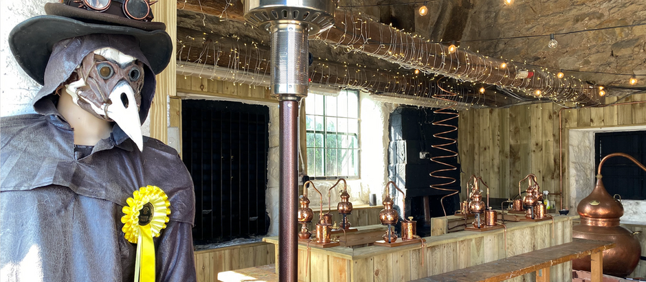 The Lickerish Tooth Distillery – weird and wonderful gin making in Lythe near Whitby