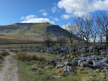 The Yorkshire 3 Peaks Challenge - 65,000 steps in a day!